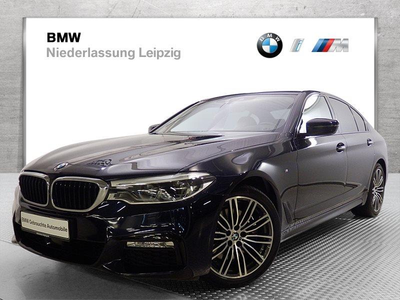 BMW 530d xDrive Limousine EURO6 Sportpaket Night Vision Head-Up, Jahr 2017, Diesel