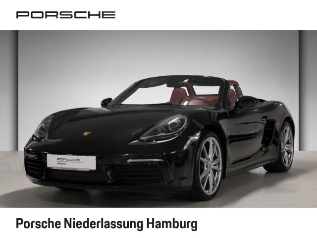 Porsche Boxster 718 2.0 Connect Plus 20-Zoll, Jahr 2018, Benzin
