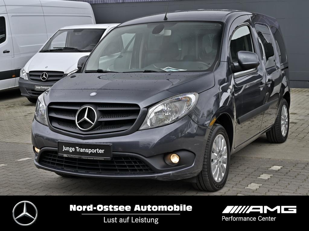 Mercedes-Benz Citan 109 Kombi lang SHZ Klima Radio, Jahr 2013, Diesel