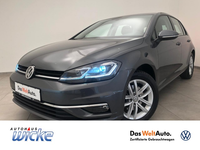 Volkswagen Golf VII 1.5 TSI Comfortline Klima PDC LED, Jahr 2017, Benzin