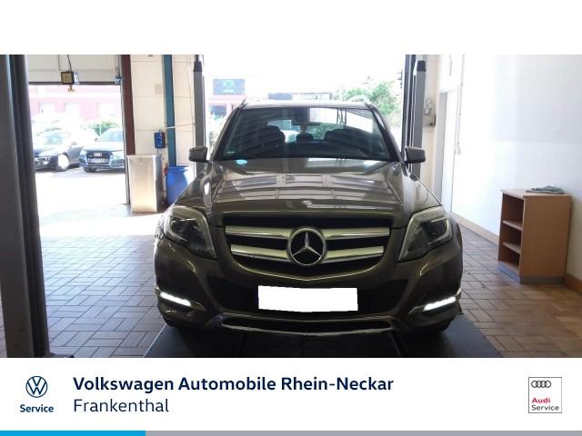 Mercedes-Benz GLK 200 GLK Klasse 200 CDI Navi Klima uvm, Jahr 2014, Diesel