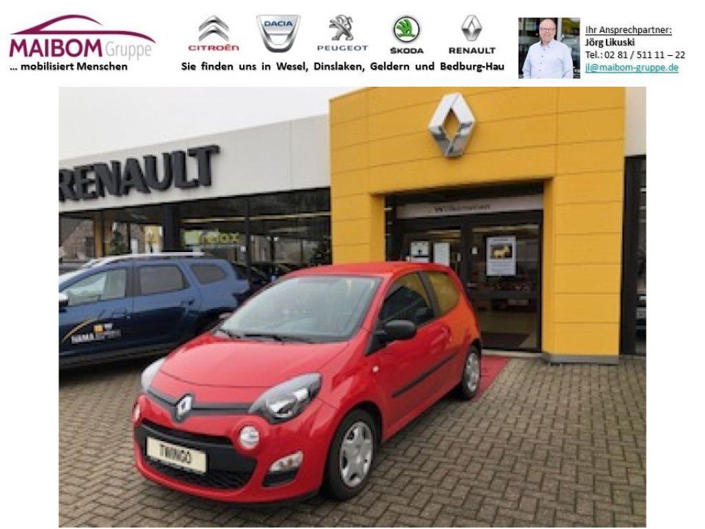 Renault Twingo 1.2 LEV 16V 75 Expression, Jahr 2014, petrol
