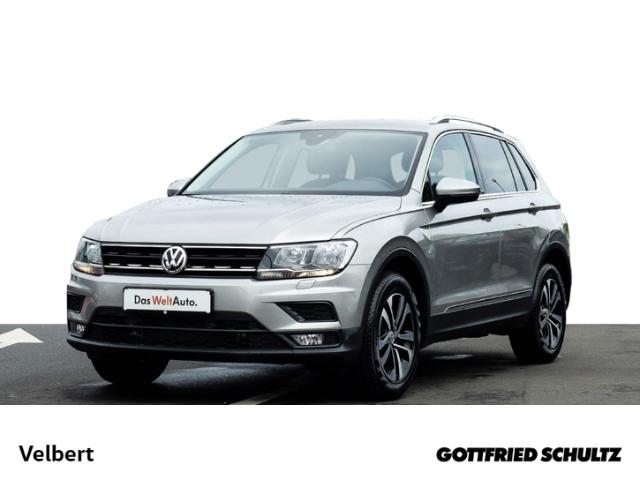 Volkswagen Tiguan 2.0 TDI UNITED NAVI SHZ PDC AHK ZV, Jahr 2020, Diesel
