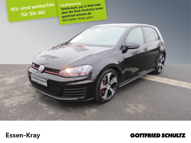 Volkswagen Golf GTI 2.0 XENON PANO AHK SHZ KLIMA, Jahr 2013, Benzin