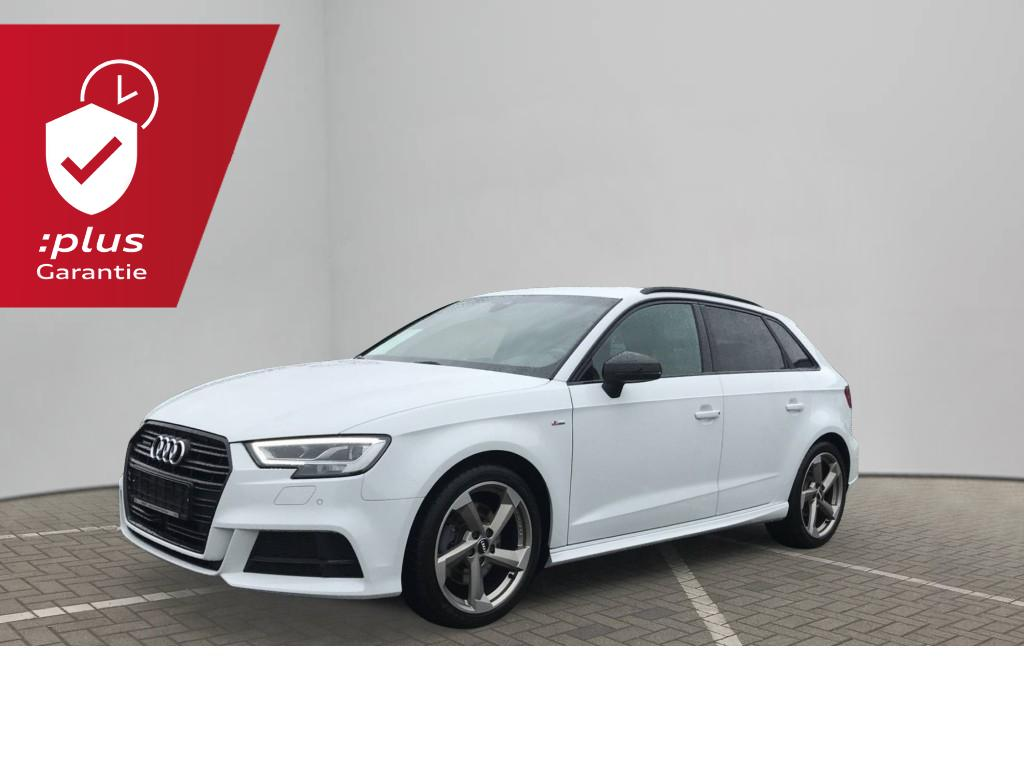 Audi A3 Sportback Sport 2.0 TFSI Digitales Cockpit, Jahr 2018, Benzin