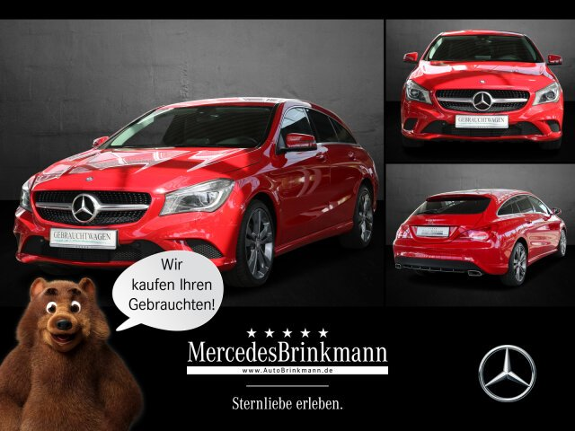 Mercedes-Benz CLA 180 Shooting Brake Urban/Navi/Kamera Xenon, Jahr 2015, Benzin