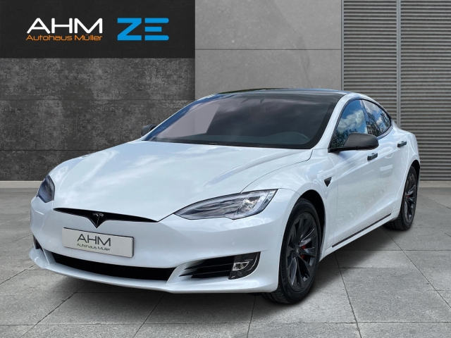 Tesla Model S P100DL Ludicrous *Raven *EAP, Jahr 2020, Elektro