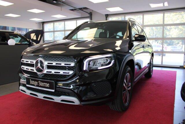 Mercedes-Benz GLB 180 d Style+LED+Park-Assist.+Klima+MFLenkrad, Jahr 2020, Diesel