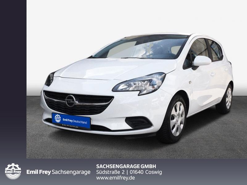 Opel Corsa 1.2 Edition, Klima, Schalter, Jahr 2019, Benzin