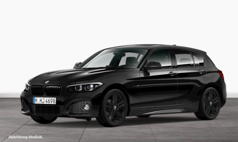 BMW 118i 5-Türer EURO6 M Sport Ed. HiFi LED GSD Navi Bus. RTTI, Jahr 2017, Benzin