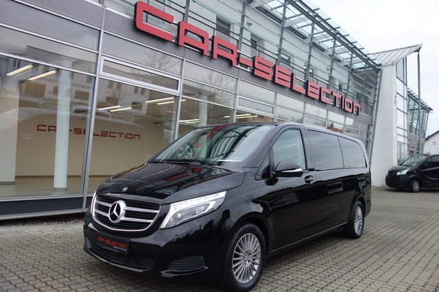 Mercedes-Benz V 220 CDI Edition Extralang ILS/NAVI/KAMERA/7-SI, Jahr 2015, Diesel