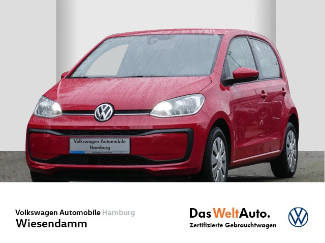 Volkswagen up! move up! 1,0 Klimaanlage Servo ESP ZV, Jahr 2017, Benzin