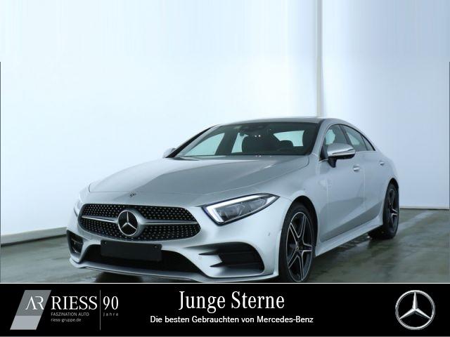 Mercedes-Benz CLS 300 d Cp AMG Sport Com LED Schiebe Distr Wid, Jahr 2018, Diesel