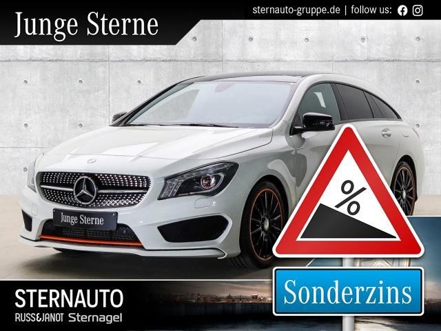 Mercedes-Benz CLA 200 Shooting Brake AMG Line, Jahr 2016, Benzin