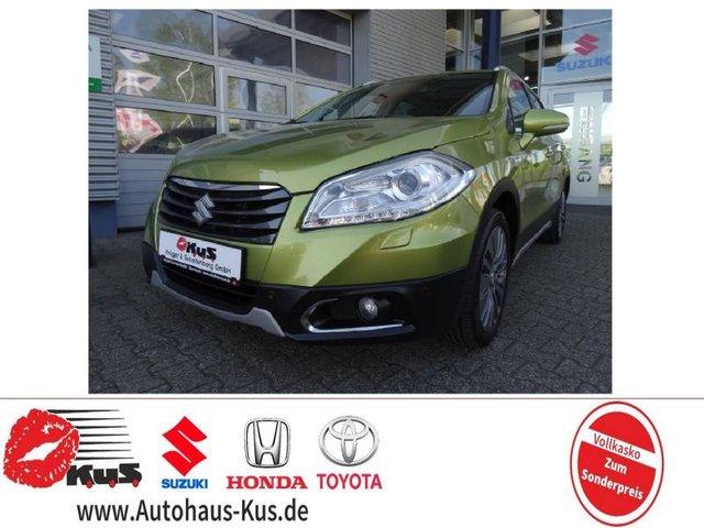 Suzuki SX4 S-Cross 1.6 Comfort++Scheckheft+Navi++, Jahr 2014, Benzin
