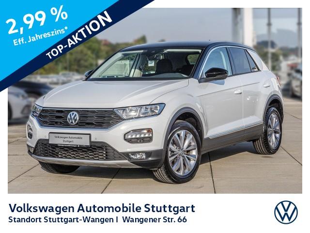 Volkswagen T-ROC Style 1.5 TSI Navi ACC SHZ PDC, Jahr 2018, Benzin