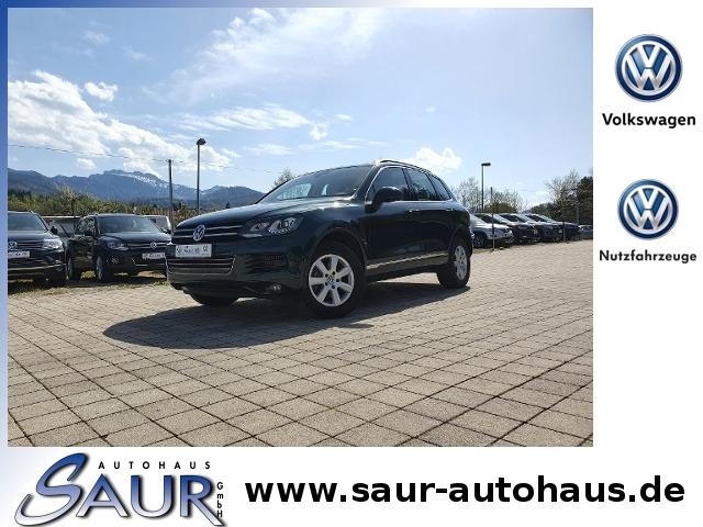 Volkswagen Touareg 3.0 V6 TDI BMT Leder, Navigation Allrad, Jahr 2012, Diesel