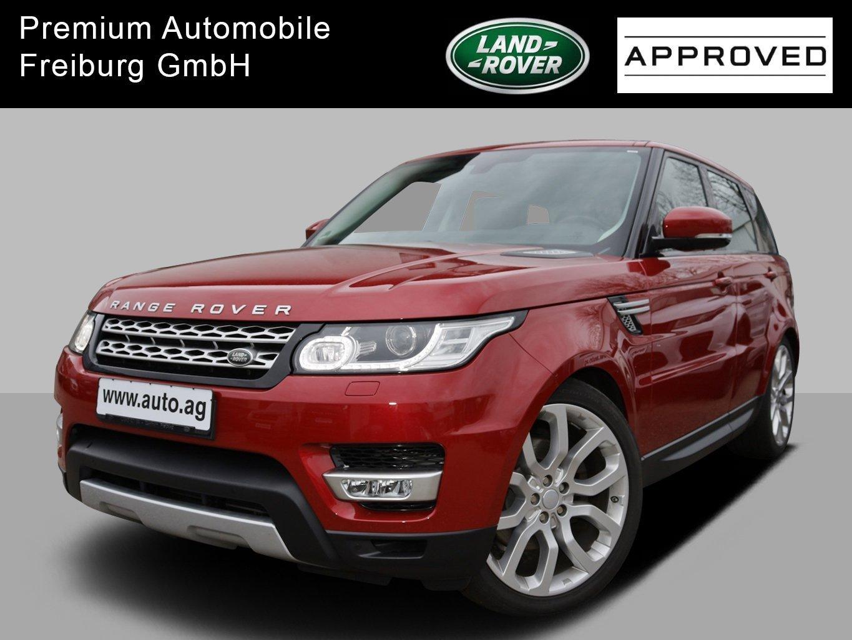 Land Rover Range Rover Sport TDV6 HSE EU6 APPROVED, Jahr 2015, Diesel