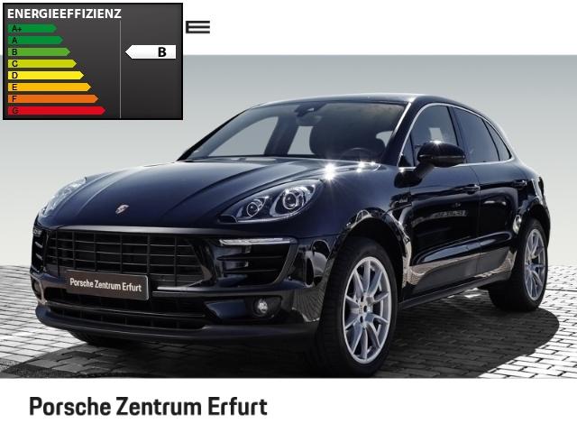 Porsche Macan S Diesel/18 Wege/PASM/Connect Plus/PCM, Jahr 2017, Diesel