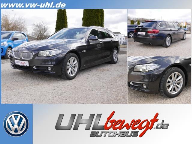 BMW 535i Touring Navi Bluetooth Vollleder Klima PDC, Jahr 2014, Benzin
