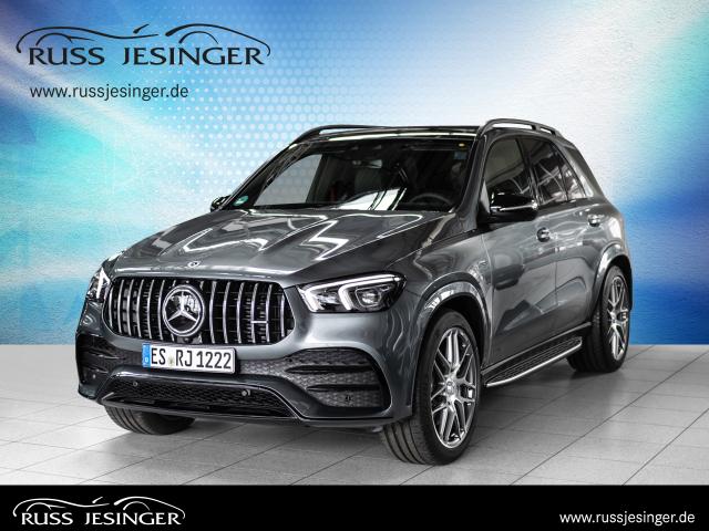 Mercedes-Benz Mercedes-AMG GLE 53 4Matic+ AMG Line Navi/Autom., Jahr 2021, Benzin
