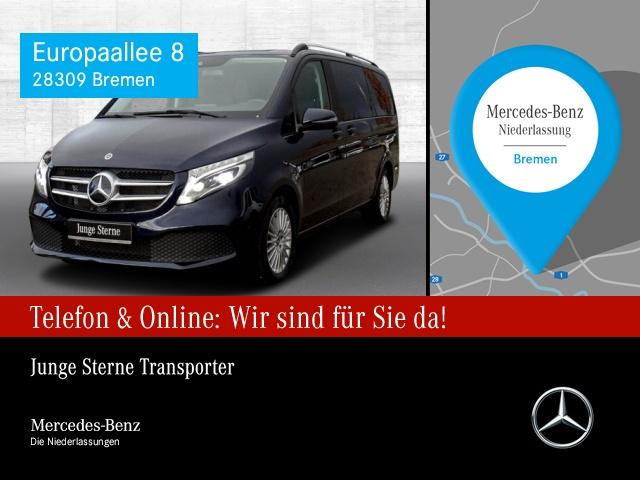 Mercedes-Benz V 250 d EDITION Lang Sportp. Kamera Spurp. Navi, Jahr 2019, Diesel
