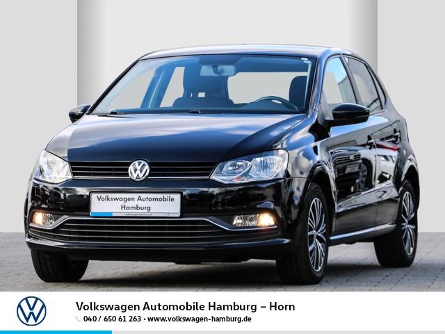 Volkswagen Polo 1.0 Allstar 5-türig Klima Navi Einparkhilfe, Jahr 2016, Benzin