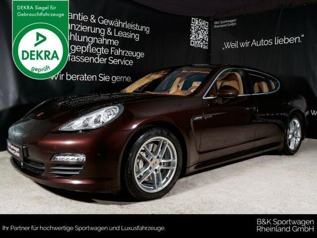 Porsche Panamera S Hybrid BOSE/SITZKLIMA/PDLS/CHRONO, Jahr 2012, hybrid