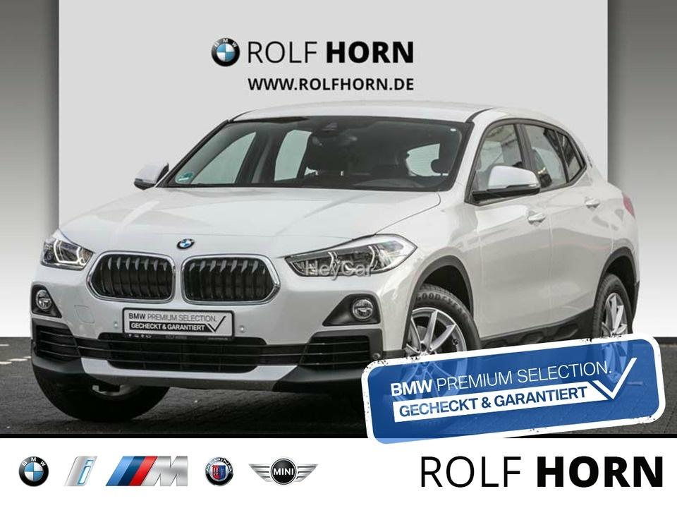 BMW X2 sDrive18i Advantage Klima PDC RKam Nav Sitzhz, Jahr 2019, Benzin