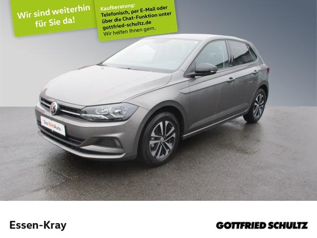 Volkswagen Polo IQ.DRIVE 1.0 TSI PDC SHZ GRA FSE KLIMA eFH ZV, Jahr 2019, Benzin