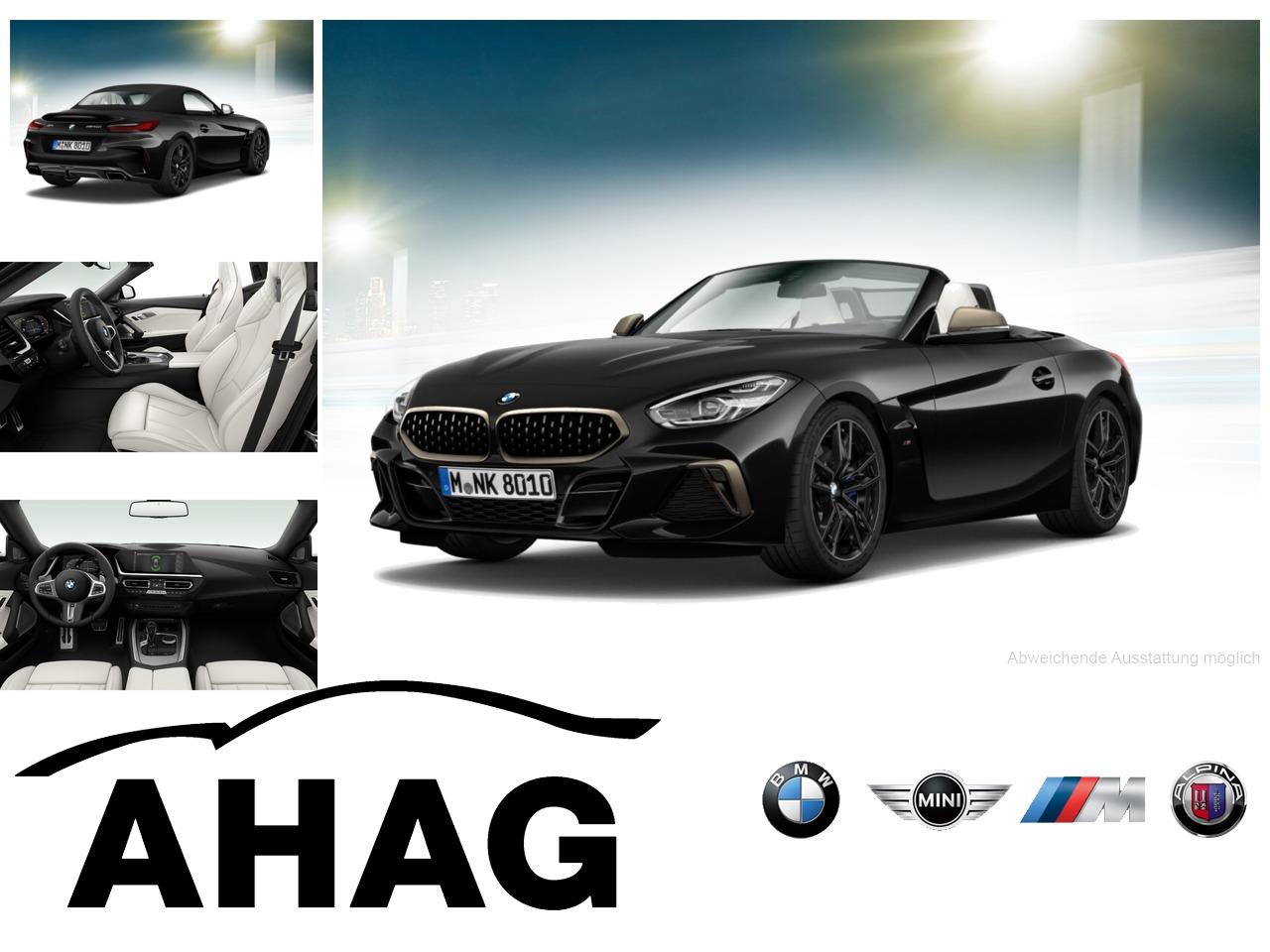 BMW Z4 M40i Cabrio Innovationsp. Sport Aut. Head-Up, Jahr 2019, petrol