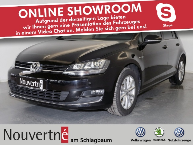 Volkswagen Golf VII 1.2 TSI Lounge + Xenon + Tempomat + Klima, Jahr 2016, Benzin