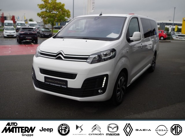 Citroën SpaceTourer *Business*Allwetter*NAV*, Jahr 2020, Diesel