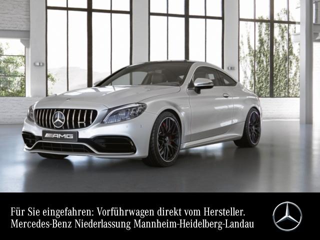 Mercedes-Benz C 63 S Coupé Sportpaket Bluetooth Head Up Display, Jahr 2021, Benzin