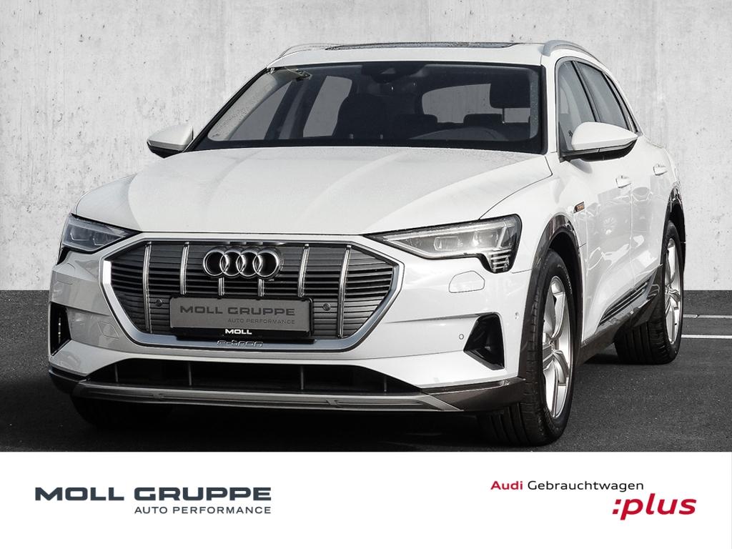 Audi e-tron 50 quattro advanced (Panoramadach*Matrix, Jahr 2020, Elektro