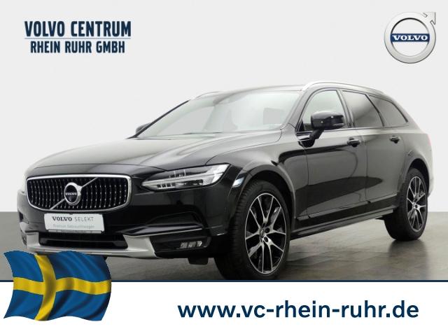 Volvo V90 Cross Country Pro AWD D5 - Luftfahrw,360Kamera,HeadUp,LED,Schiebed,, Jahr 2017, Diesel