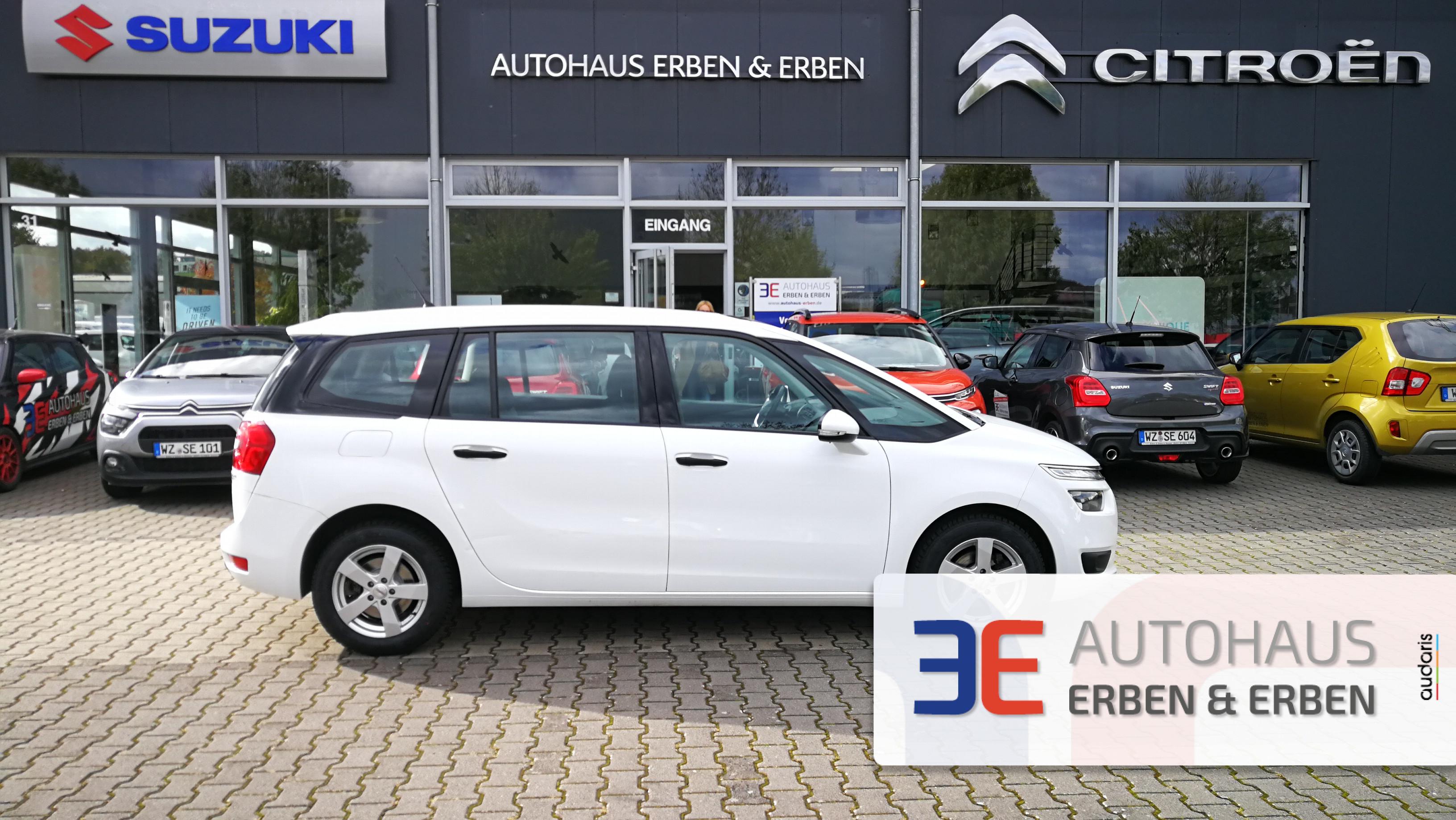 Citroën C4 Grand Picasso/Spacetourer Live, Jahr 2016, Benzin