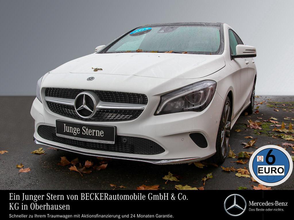 Mercedes-Benz CLA 180 Shooting Brake Urban Panorama LED Kamera, Jahr 2018, Benzin