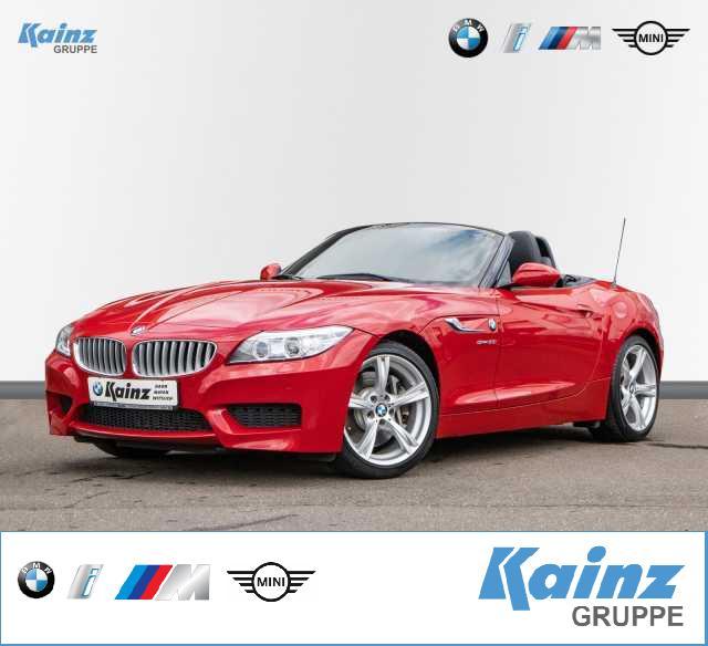 BMW Z4 sDrive35i Sport-Aut. DKG /M Sportpaket/Comfort Paket Plus/Navi Prof./Sitzverstellung elektr./PDC/, Jahr 2013, Benzin