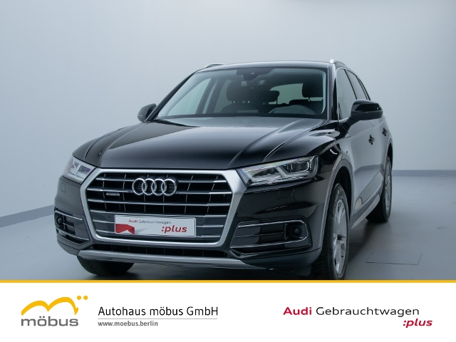 Audi Q5 2.0 TDI Design*ACC*AHK*Matrix-LED*NAVI, Jahr 2017, Diesel