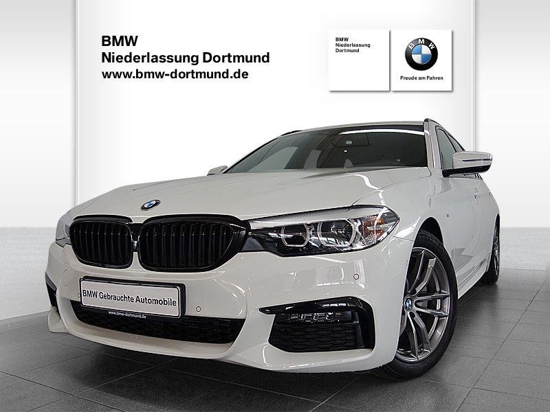 BMW 520d xDrive Touring M Sportpaket, Jahr 2020, Hybrid_Diesel