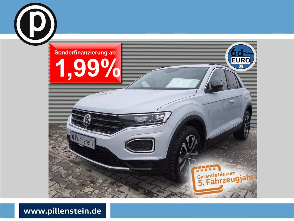Volkswagen T-Roc IQ.DRIVE 1.5 TSI LED ACC PARKASSIST Alu-17, Jahr 2019, Benzin