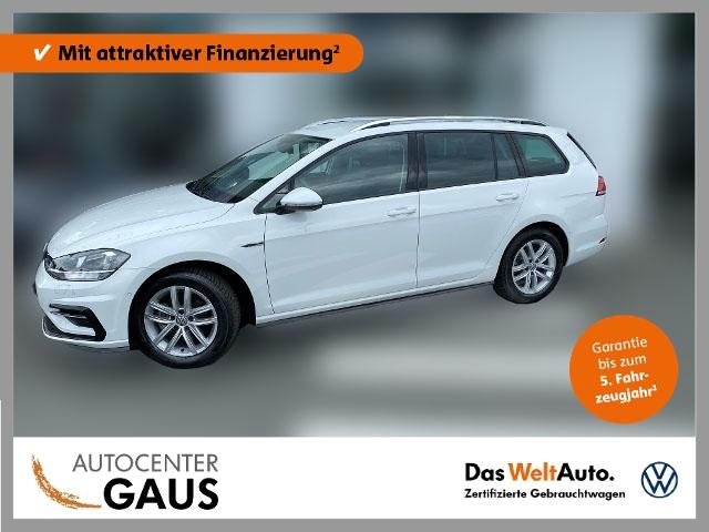 Volkswagen Golf VII Var. Comfortline 2.0 TDI DSG Navi ACC, Jahr 2020, Diesel
