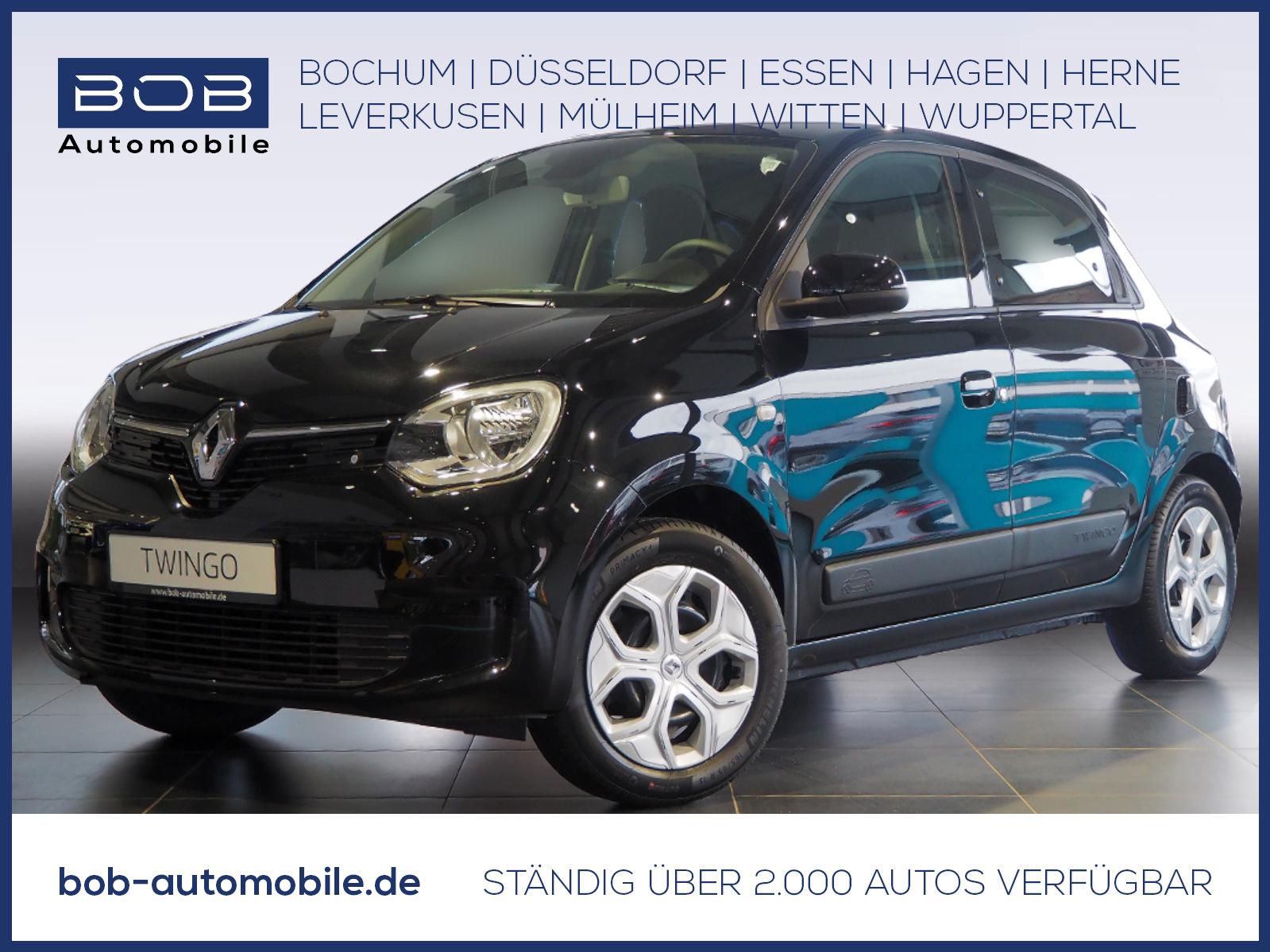 "Renault Twingo LIMITED SCe 65 KLIMA PDC Easy-Link 7"", Jahr 2021, petrol"