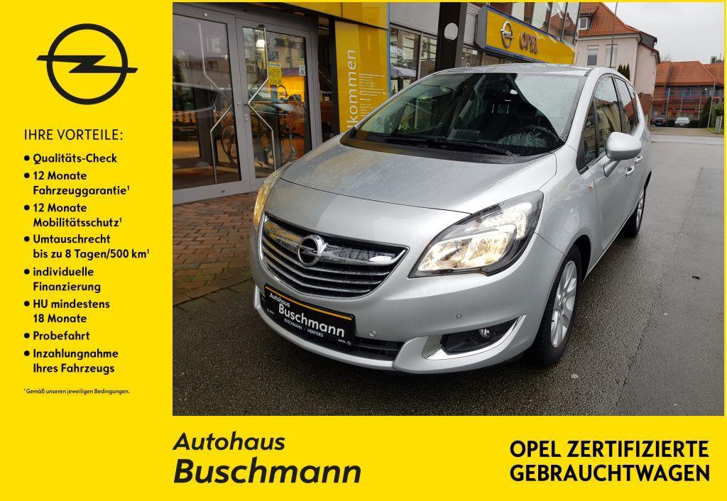 Opel Meriva 1.6 CDTI Innovation, Jahr 2015, Diesel