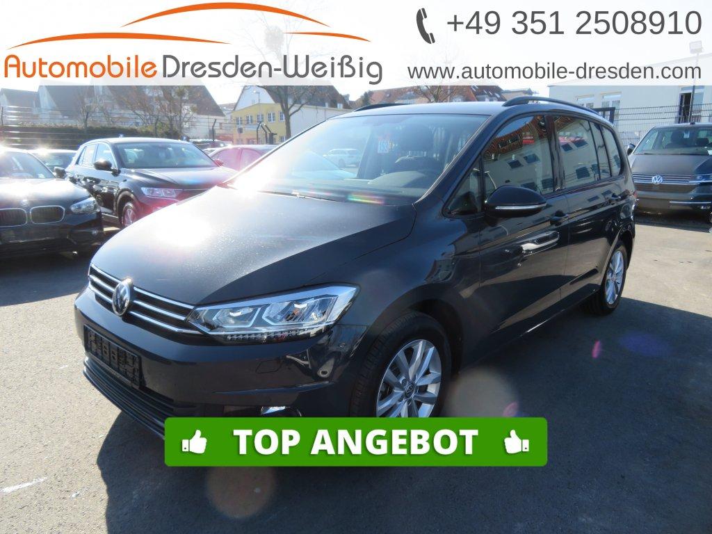 Volkswagen Touran 1.5 TSI DSG Comfortline*Navi*LED*PDC*, Jahr 2019, Benzin