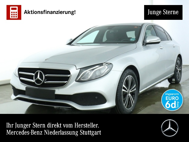 Mercedes-Benz E 200 Avantgarde LED Kamera Totwinkel PTS 9G Sitzh, Jahr 2020, Benzin