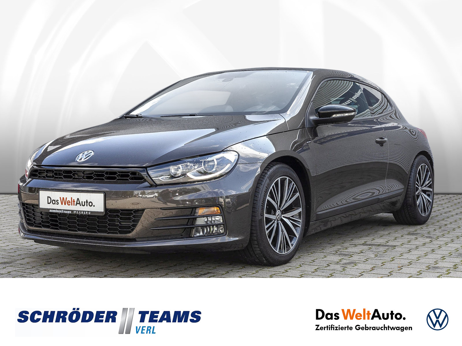 Volkswagen Scirocco 1.4 TSI Allstar Pano*XEN*NAV, Jahr 2017, Benzin