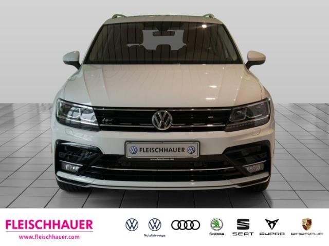 Volkswagen Tiguan Highline 4M 2.0TSI EU6d-T R-Line UPE50.450, Jahr 2020, Benzin