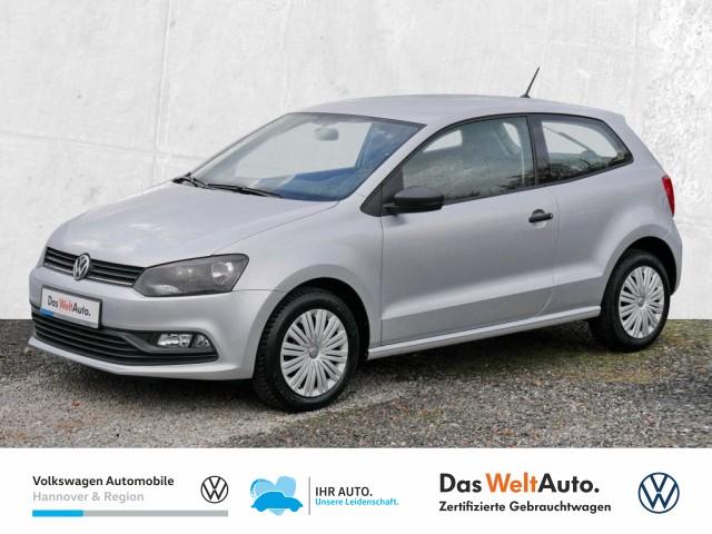 Volkswagen Polo 1.4 TDI DPF Klima Tagfahrlicht, Jahr 2016, Diesel